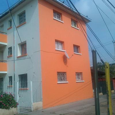 Reparación y Pintura Edificio