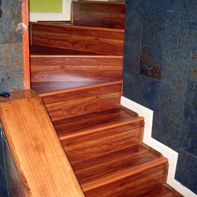Instalador de piso flotante y revestimiento escaleras - Revestimiento para escaleras ...