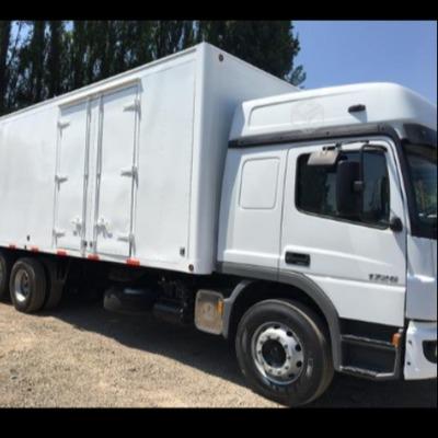 Camion de 50 metros cúbicos