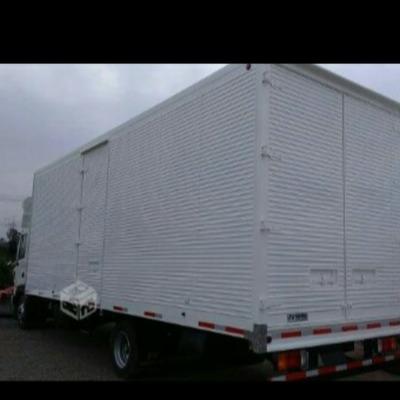 Camion para mudanza de 30 metros cúbicos