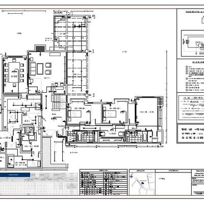 Plano eléctrico domiciliario Electrodomus SpA