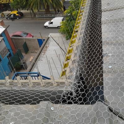 Protección de canaletas.