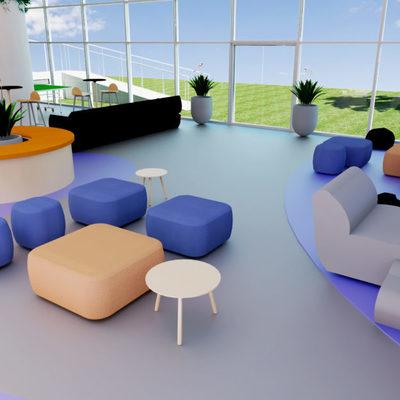 Remodelación de espacios en general