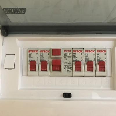 Mejoramiento instalación eléctrica