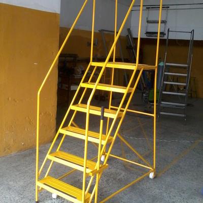 Productos en estructura metalica