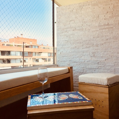 Terraza Balcón