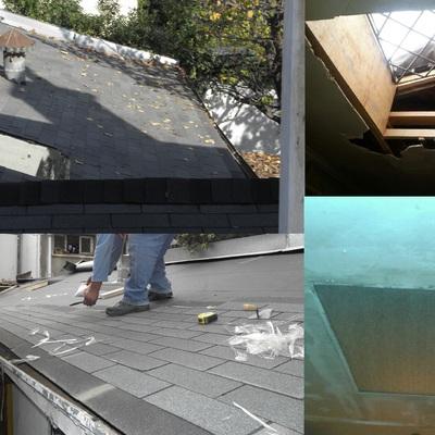 Remodelación de techumbre