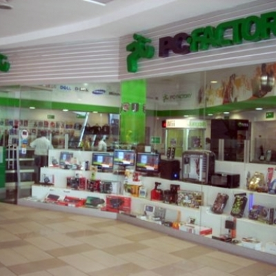 TIENDA PC FACTORY MALL PLAZA ALAMEDA