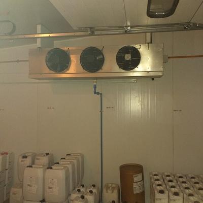 mantencion a unidades evaporadoras