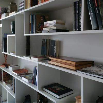 Librero Mellizo Cruceño