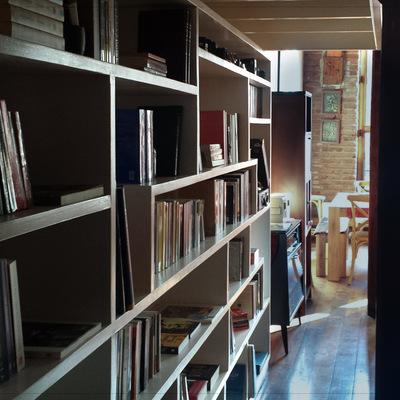 Librero Mellizo porteño