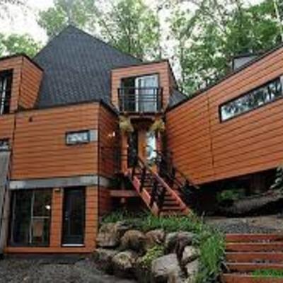 Casa Modulares en Contenedor