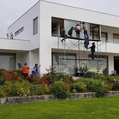 Proyecto instalación y mantencion de ventanas
