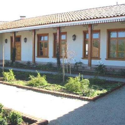 Vista Corredor Colonial