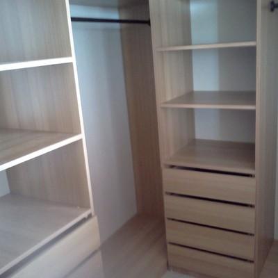 Walk in Closet Dormitorio completo 2