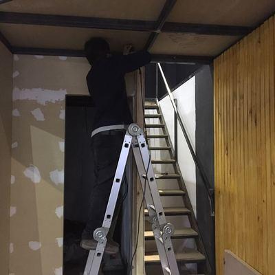 Instalación electrica Stand ADELCO