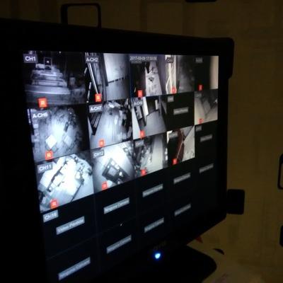 Monitor Terraza