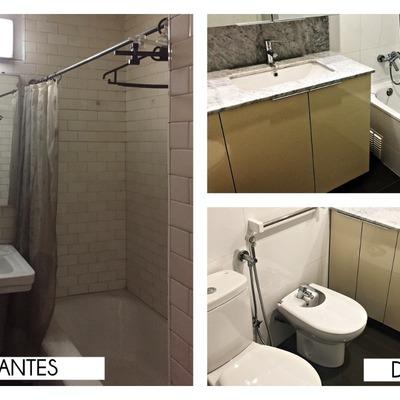 Proyecto Bustamante Baño