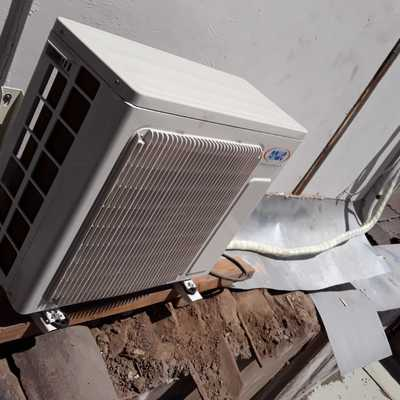 Compresor split muro de 12.000 btu Inverter