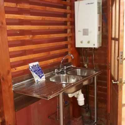 lavaplatos y deck