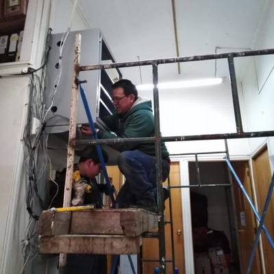 construcciones metálicas