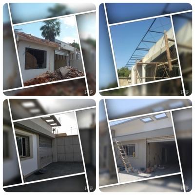 Proyecto de Remodelación y Construcción de Vivienda 400 M2