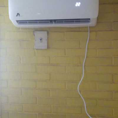 instalacion split 12 btu