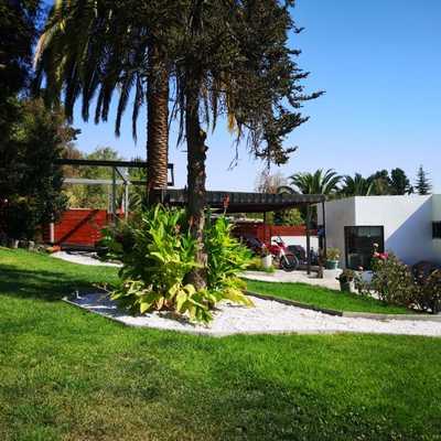 trabajo completo casa jardin
