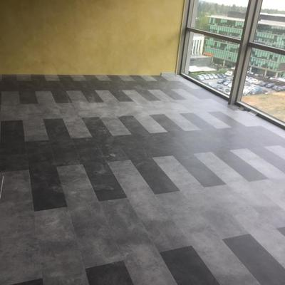 Cambio de piso oficina