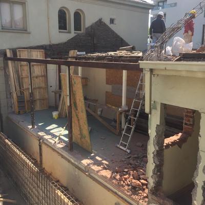 Remodelación Casona en Sucre
