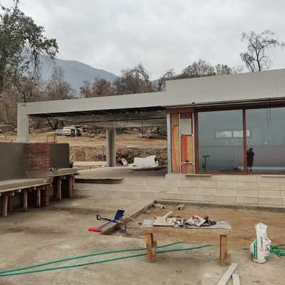 Construcción Casa Pirque II