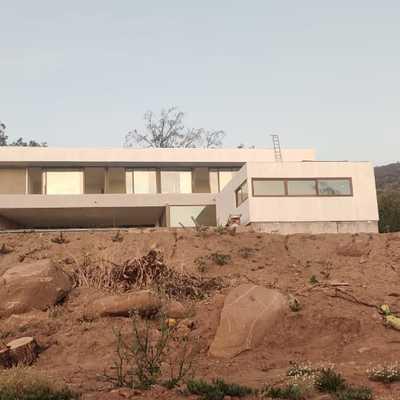 Construcción Casa Pirque I