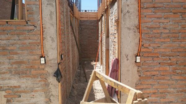 Foto instalacion electrica casa nueva de for Instalacion electrica jardin