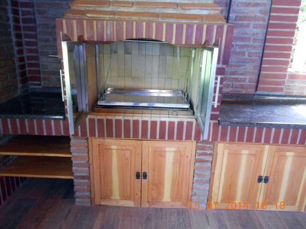 Foto barbacoa con horno de servicios profesionales - Barbacoa con horno ...