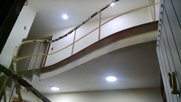 Foto Iluminación Interior Terraza Casa Algarrobo De Inro