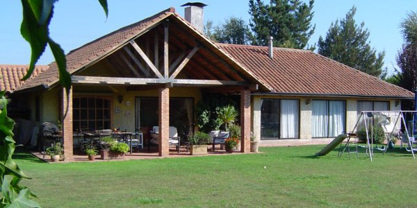 foto casa estilo chilena de b arquitectura 45856