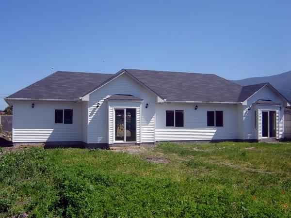 Foto casa tipo americana de construcciones fenix 5073 - Casas tipo americano ...