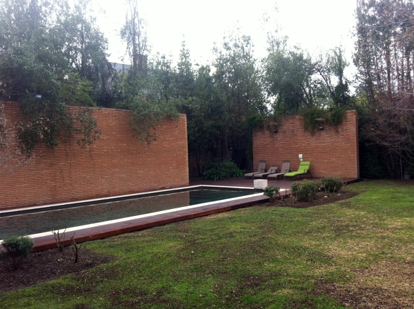 Foto dise o de piscinas de sercalchile 5881 habitissimo for Diseno estructural de piscinas