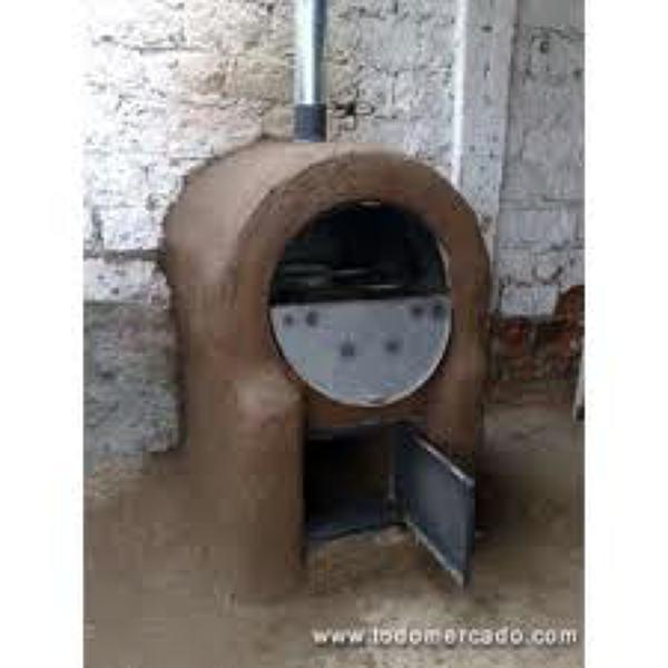 Foto horno de barro tipo 1 de daniel retamales 20398 - Hornos de barro precios ...