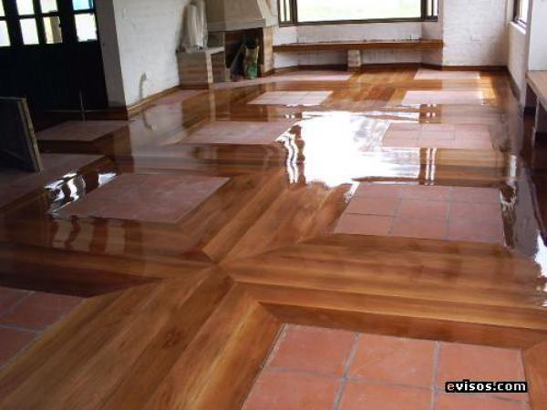 Pisos flotantes para ba o for Pisos ceramicos de madera
