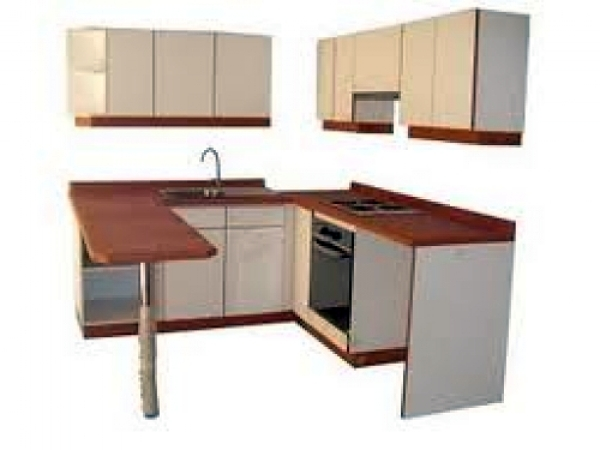 Foto muebles de cocina a medida de inproneg e i r l for Precios muebles de cocina a medida
