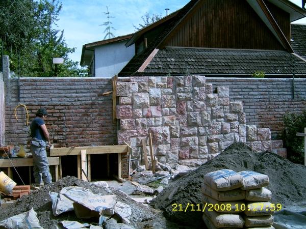 Foto muros de piedra de sercalchile 5882 habitissimo - Imagenes de muros de piedra ...