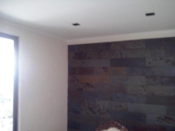 Foto piedra pizarra en muro de construcciones astorga - Piedra de pizarra ...