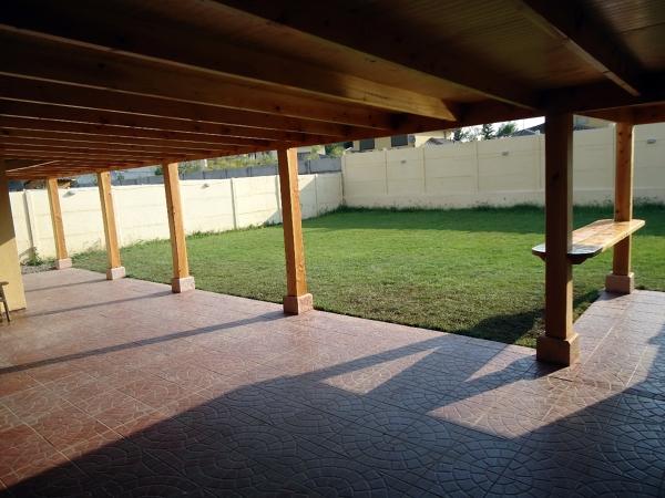 Foto Quincho Y Terraza Huechuraba De Casas Vida Hogar 3408