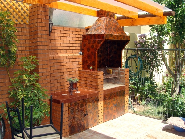 Foto quincho de arquitectura 2 2841 habitissimo for Toldos para quinchos