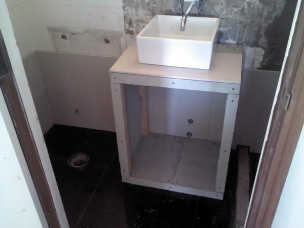 Foto remodelacion ba o de gyg construcion y remodelacion for Costo remodelacion bano
