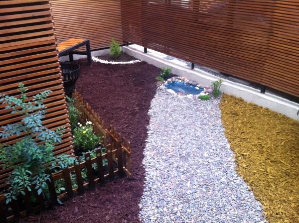 Foto remodelacion jard n cvh de constructora ravco 7483 for Remodelacion de jardines