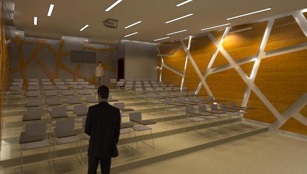 Foto Render Proyecto Auditorio De Hip Arquitectos 31159