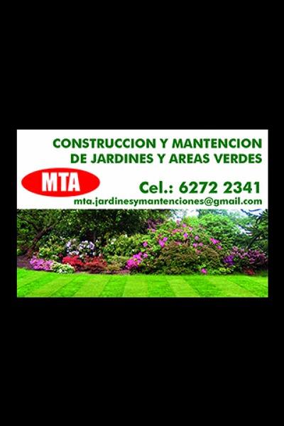 Foto construcci n y mantenci n de jardines y reas verdes for Mantencion de jardines