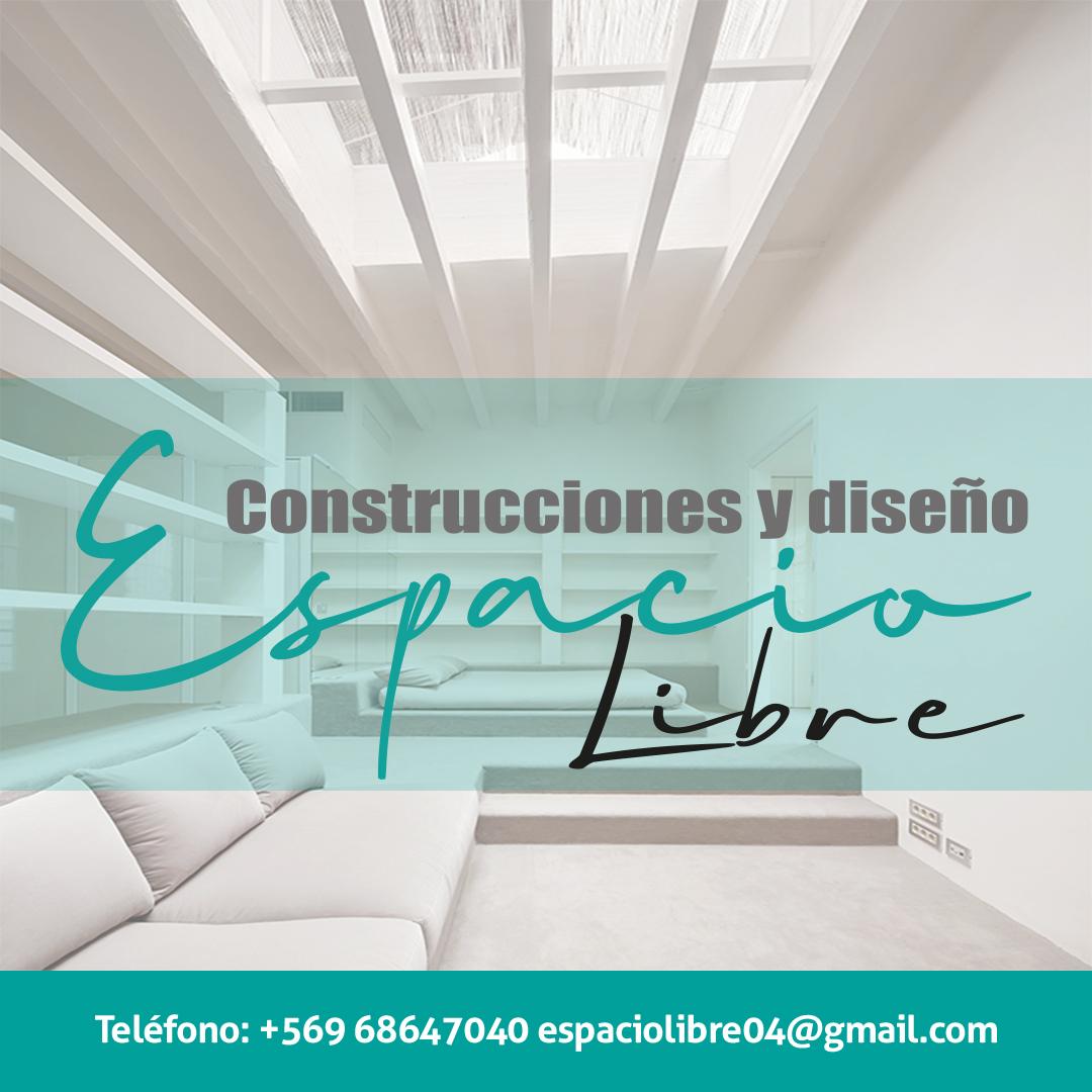 Construcciones Y Diseño Espacio Libre
